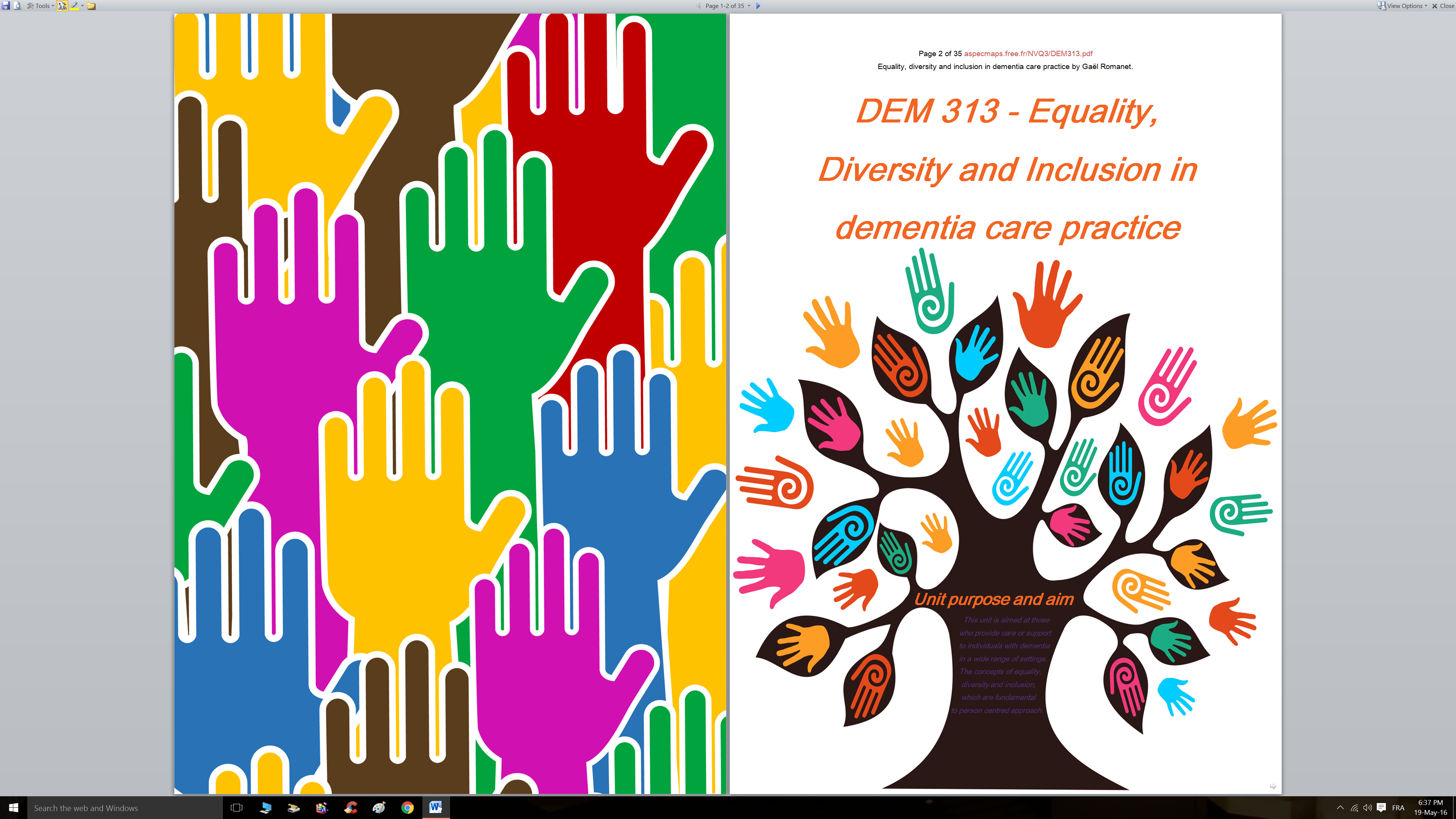 understand diversity equality and inclusions in